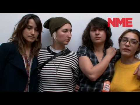 NME Introducing - Warpaint