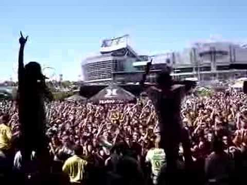 3OH!3 - Don`t Trust Me (LIVE) @ Denver Warped Tour 6.29.08