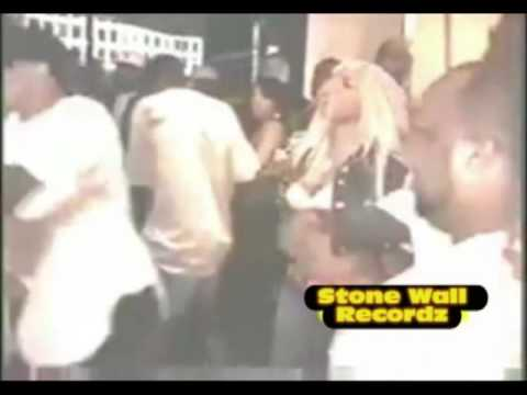Gucci Mane punches a girl in the face