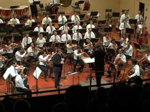 Wojtek Mrozek plays Debussy Premiere Rhapsody