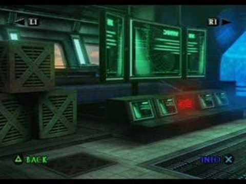 TEKUNIN WARSHIP STAGE MUSIC FROM MORTAL KOMBAT ARMAGEDDON