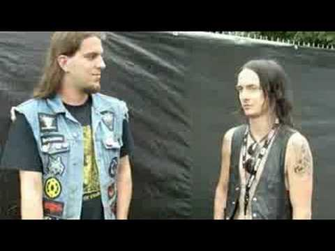 Kerrang! Podcast: Watain (Wacken 2008)