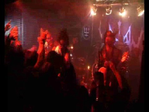 Watain - Live at Club Destryer