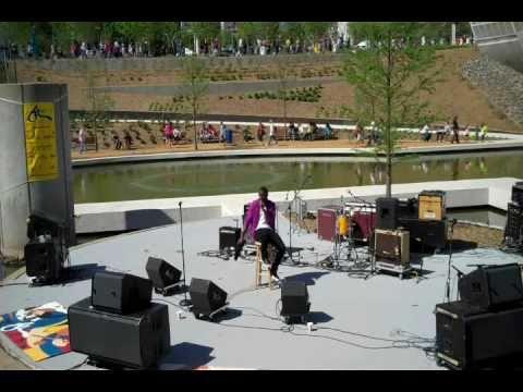 Delvin Live @ 2011 OK Arts Festival