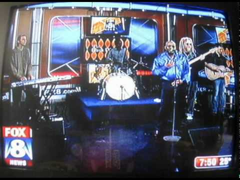 Forever In Blue Jeans ~ Neil Diamond Cover by The Black Diamond & Waterband on Fox 8 Cleveland