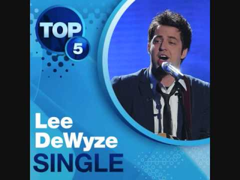 Lee Dewyze - That`s Life Studio Version American Idol 9 Top 5