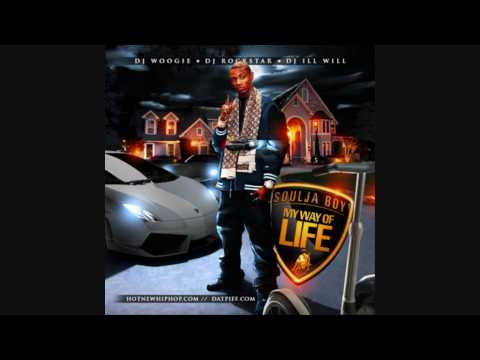 Soulja Boy - Gettin Money ft JBar (My Way Of Life)