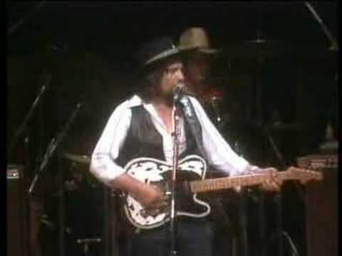 Waylon Jennings - Luckenback, Texas
