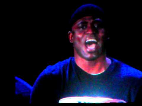 I`ll Cover You Reprise- Wayne Brady and Ensemble