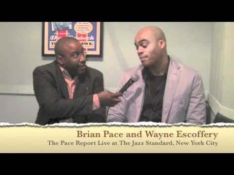 "The Pace Report: ""Living Wayne`s World"" The Wayne Escoffery Interview"