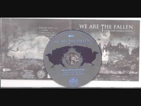 We Are The Fallen - Burn
