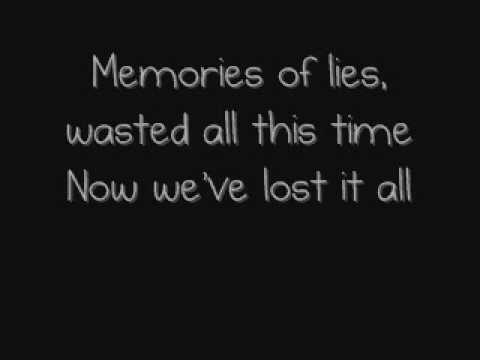 We Are The Fallen - Without You with lyrics