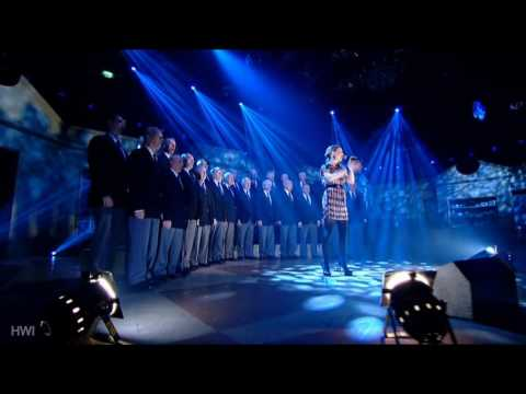 We`ll Meet Again - Hayley Westenra & Fron Male Voice Choir (Alan Titchmarsh Show)