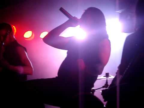 Trigger The Bloodshed - The Great Depression / Warbound @ Manchester Academy 3
