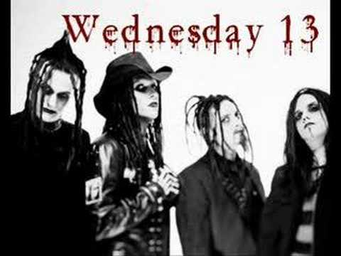 Wednesday 13 - The Devil Made Me Do It