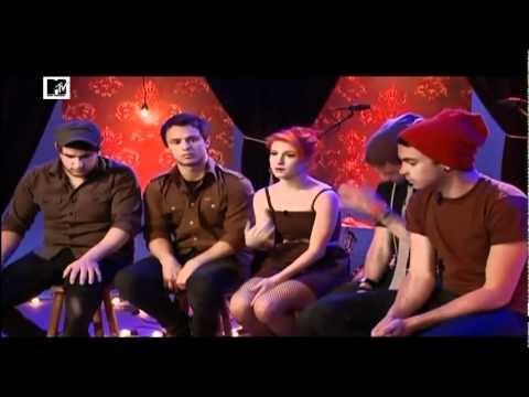 Paramore Per� Spotlight MTV EMA 2010 (Mejor Artista Alternativo)