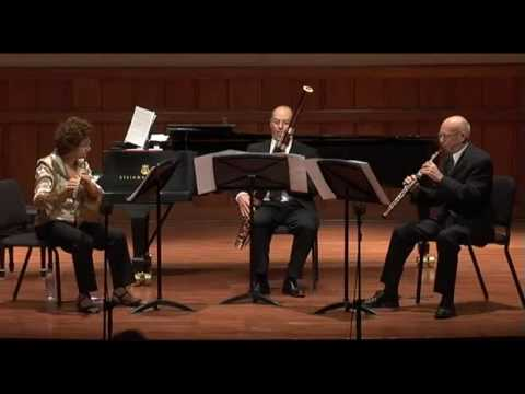 Sandcastles - Weiss Family Woodwinds (world premiere at USC)