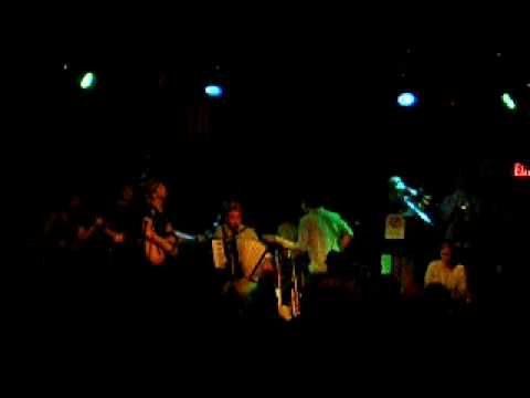 The Weiss Family (mewithoutYou) - Messes of Men - @ Off Broadway in St. Louis - 8/19/2009