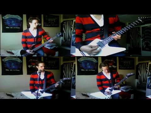 Metallica - Sanitarium (Welcome Home) (Full Cover with videoclip)