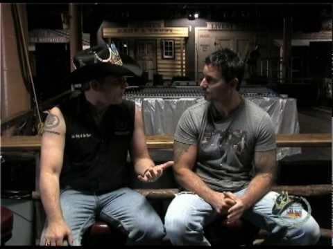Wes Hayden with Jim King of the Road - Part One.wmv