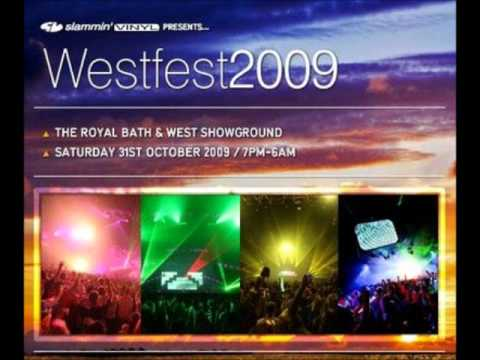DJ Brisk - Mc Wotsee - Westfest 2009