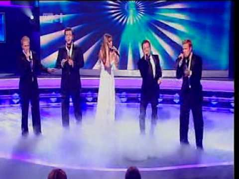 Westlife Feat Delta Goodrem - All Out Of Love