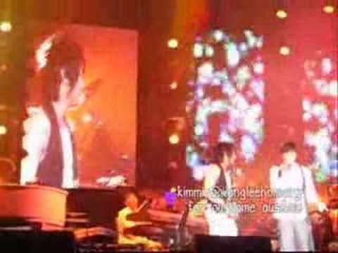 Heroes of Earth KL Concert - JJ & Leehom Duet + Interaction