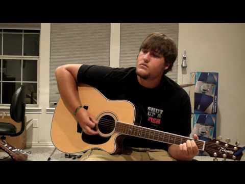 Whiskey Myers- Lonely East Texas Nights (Cover)