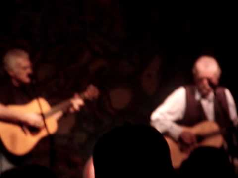 "Guy Clark and Verlon Thompson. ""The Guitar"" at The Whispering Beard Folk Festival 8/28/10"
