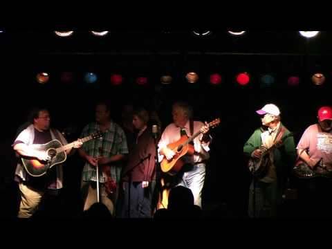Peter Rowan - I`ve Lived My Life In Sorrow - Whispering Beard Folk Festival - Morning View KY