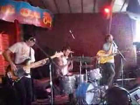 White Denim - All You Really Have To Do (Live)