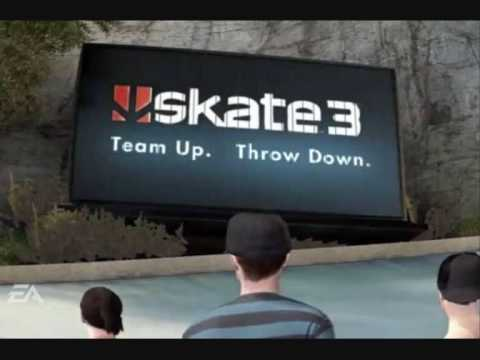Ea Skate 3 Soundtrack / White Rose Movement - Cigarette Machine