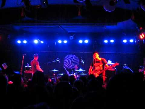 "The Lawrence Arms performing ""Jumping the Shark"" at the Knitting Factory"