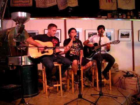 Scratch Paper @ Mission Coffee (Acoustic Set)