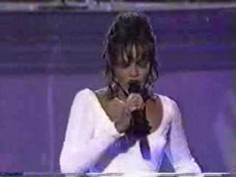 Whitney Houston - I Will Always Love You (Grammy Awards 1994