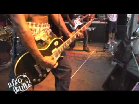 Whole Wheat Bread - Bombs Away Live at the 2008 Afro-Punk Festival
