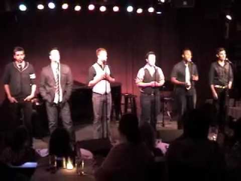 `Blessing` - Sung by Scott Alan and The Broadway Boys on June 15th, 2009 @ Birdland