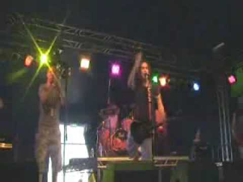 The Hostiles live at the Wickerman Festival