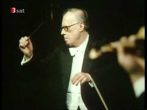 """WA Mozart - (1/4) Serenade in G major, K 525 """"Eine kleine Nachtmusik"""" - I. Allegro (VPO, B�hm)"""