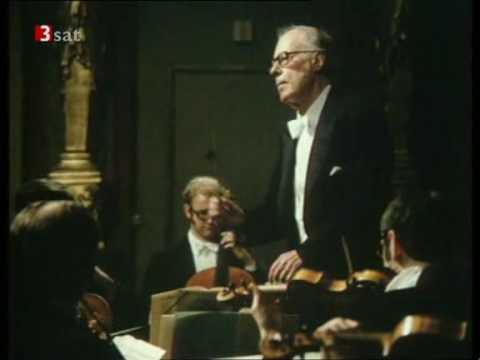 """WA Mozart - (4/4) Serenade in G major, K 525 """"Eine kleine Nachtmusik"""" - IV. Rondo (VPO, Böhm)"""