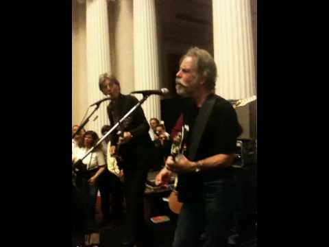 Phil Lesh & Bob Weir 10-21-2009 Going Down The Road Feeling Bad