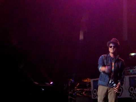 Bruno Mars at Wild Jam 2010