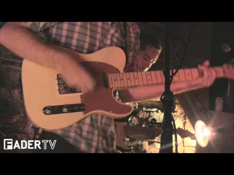 """FADER TV: Wild Nothing, """"Live In Dreams"""" Live"""