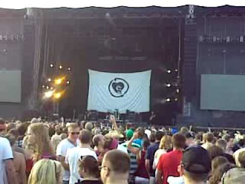 Rise against - live- Wiley open air - Neu Ulm August 2009