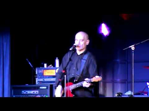 Wilko Johnson - Skegness rock and blues, Jan 2009
