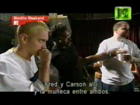 Eminem The Real Slim Shady Making the Video part3