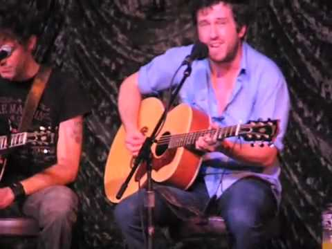 """Will Hoge, """"Baby Girl,"""" Songwriters` Panel, The Rock Boat X, 01.08.10"""