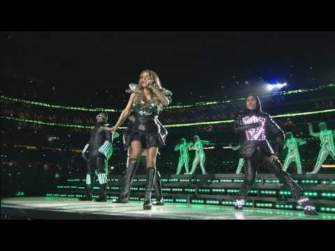 Black Eyed Peas - Live at the Super Bowl Halftime Show 2011