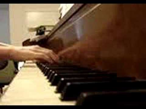 Homeward Bound on Piano