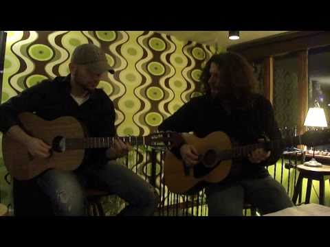 "William Topley`s song ""Holding On"" performed by Scott Damgaard and Bilgehan Tuncer"